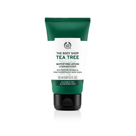 TEA TREE MATTIFYING LOTION