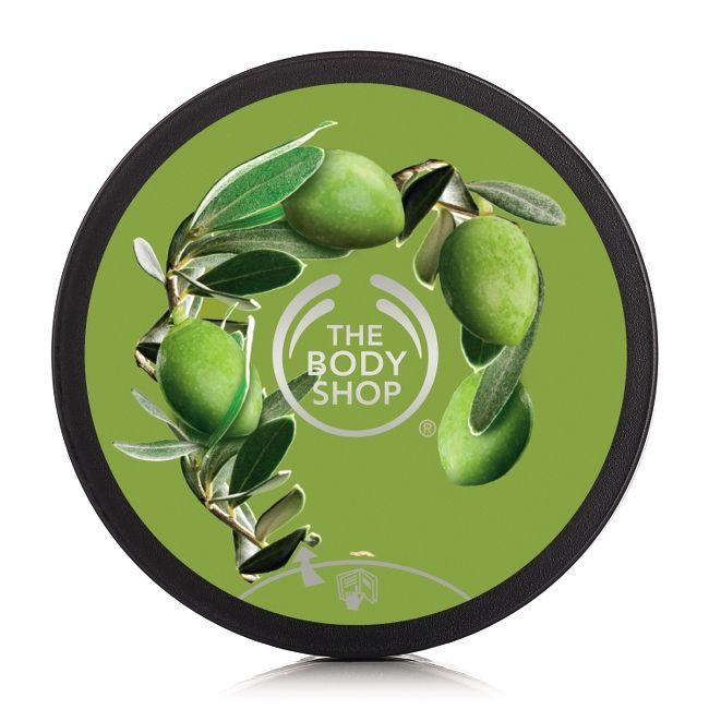 OLIVE BODY SCRUB 50ML