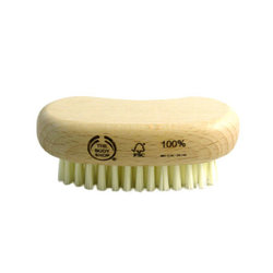 WOODEN NAIL BRUSH hand care what s hot αξεσουάρ