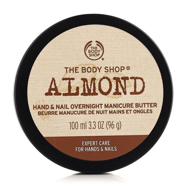 ALMOND HAND & NAIL OVERNIGHT MANICURE BUTTER