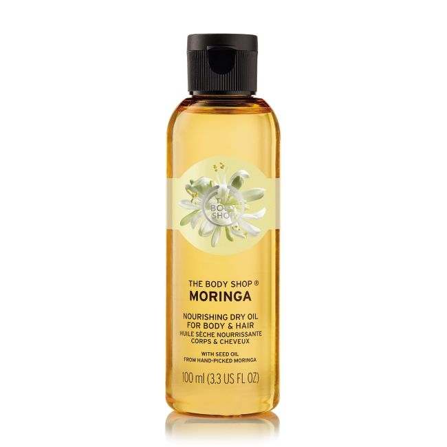 MORINGA NOURISHING DRY OIL FOR BODY & HAIR