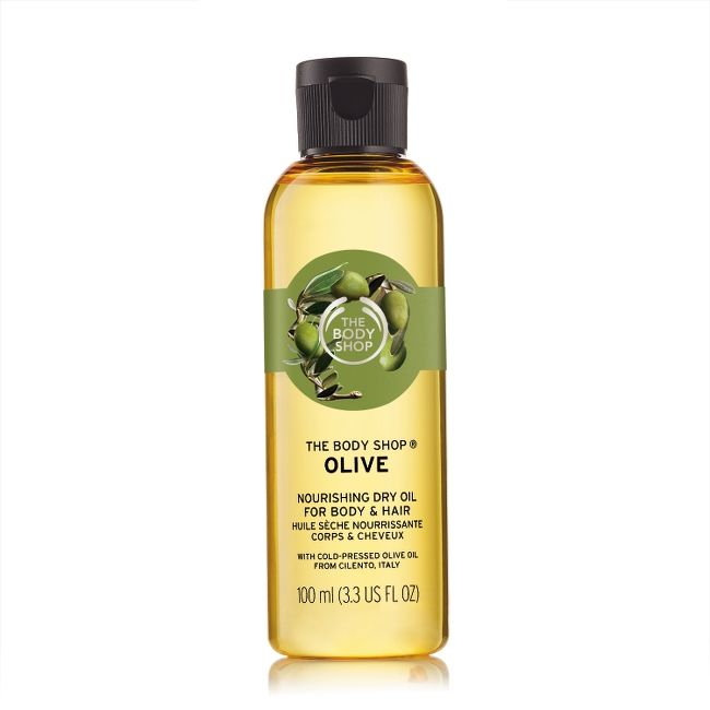 OLIVE NOURISHING DRY OIL FOR BODY & HAIR