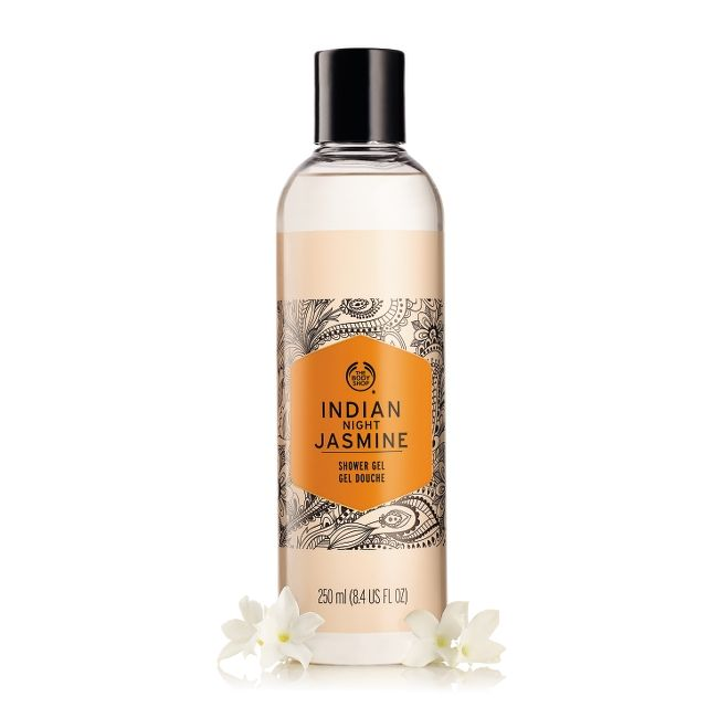 INDIAN NIGHT JASMINE SHOWER GEL