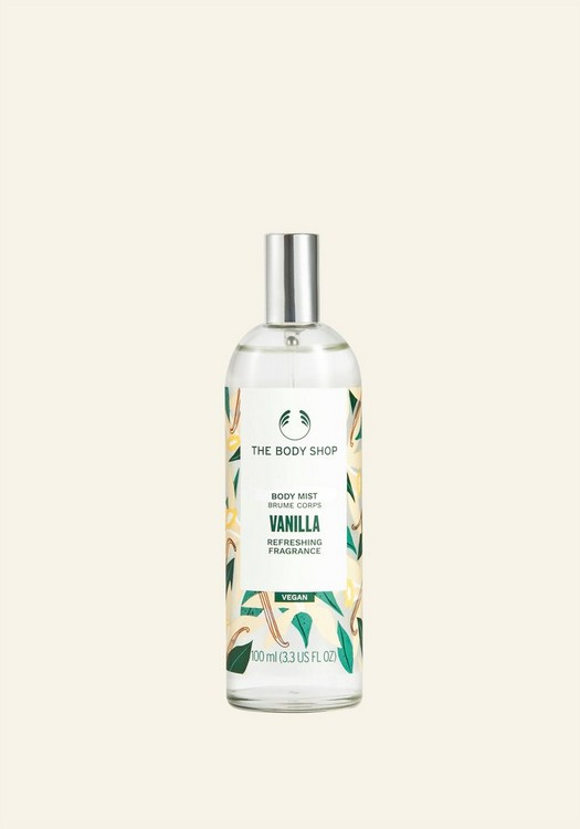 VANILLA BODY MIST fragrance γυναικεια αρωματα body mists