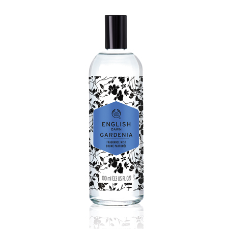 ENGLISH DAWN GARDENIA FRAGRANCE MIST