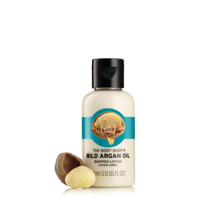 WILD ARGAN OIL SUBLIME NOURISHING WHIPPED LOTION 60ML