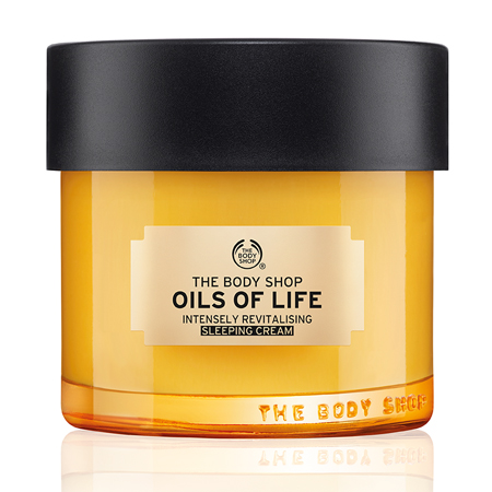 OILS OF LIFE™ INTENSELY REVITALISING SLEEPING CREAM