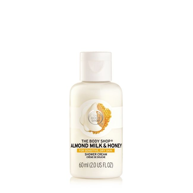 ALMOND MILK & HONEY SHOWER CREAM 60ML