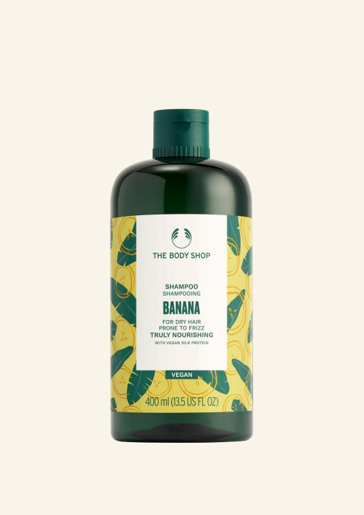 BANANA TRULY NOURISHING SHAMPOO - 400 ml