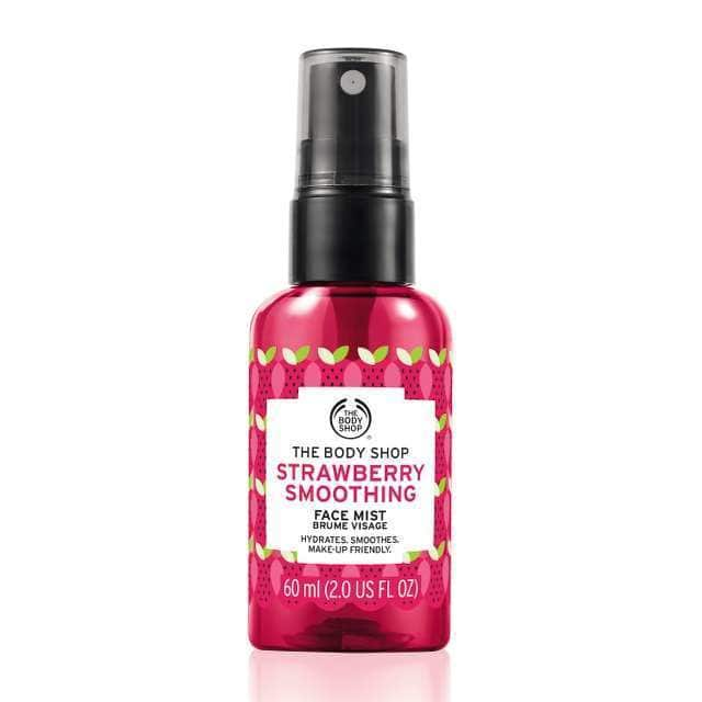 STRAWBERRY SMOOTHING FACE MIST