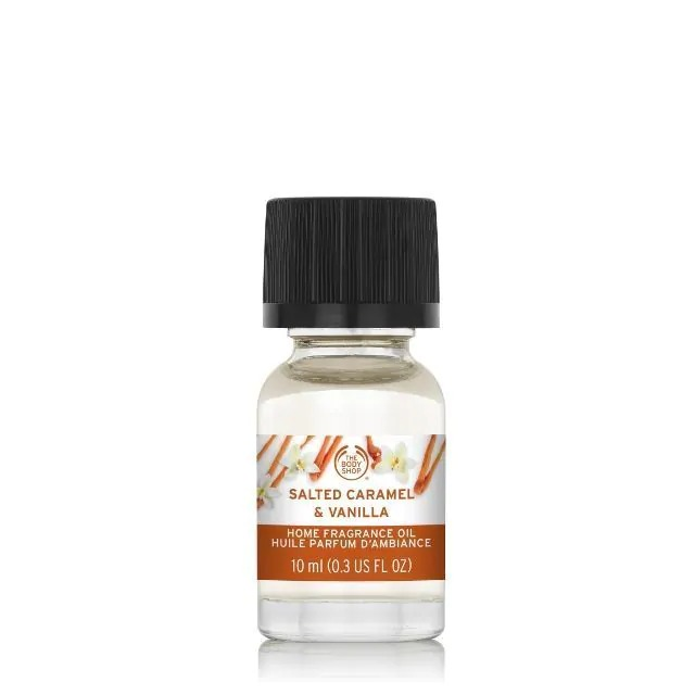 SALTED CARAMEL & VANILLA HOME FRAGRANCE OIL