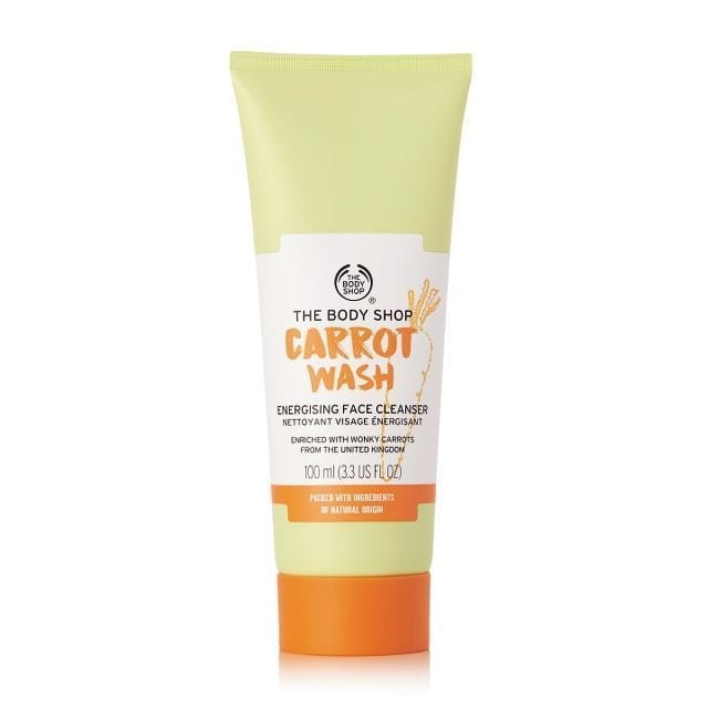 CARROT WASH ENERGISING FACE CLEANSER