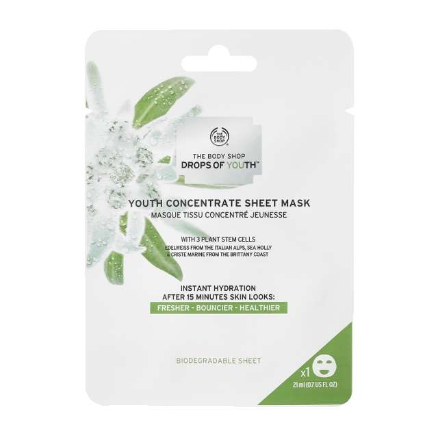 DROPS OF YOUTH ™ YOUTH CONCENTRATE SHEET MASK