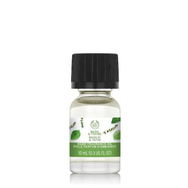 BASIL & THYME HOME FRAGRANCE OIL