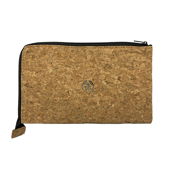CORK COSMETICS BAG