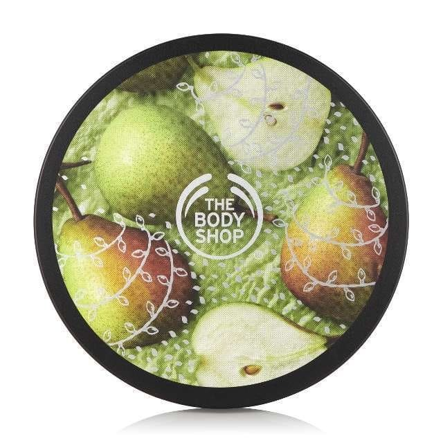 JUICY PEAR SOFTENING BODY BUTTER