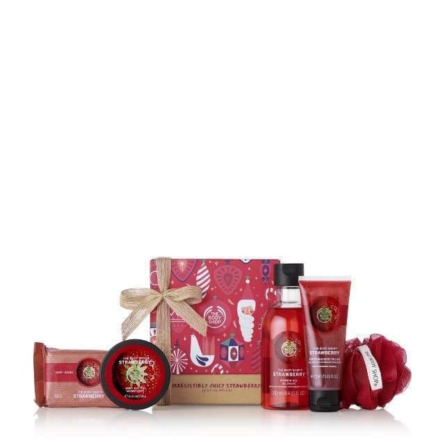 IRRESISTIBLY JUICY STRAWBERRY FESTIVE PICKS