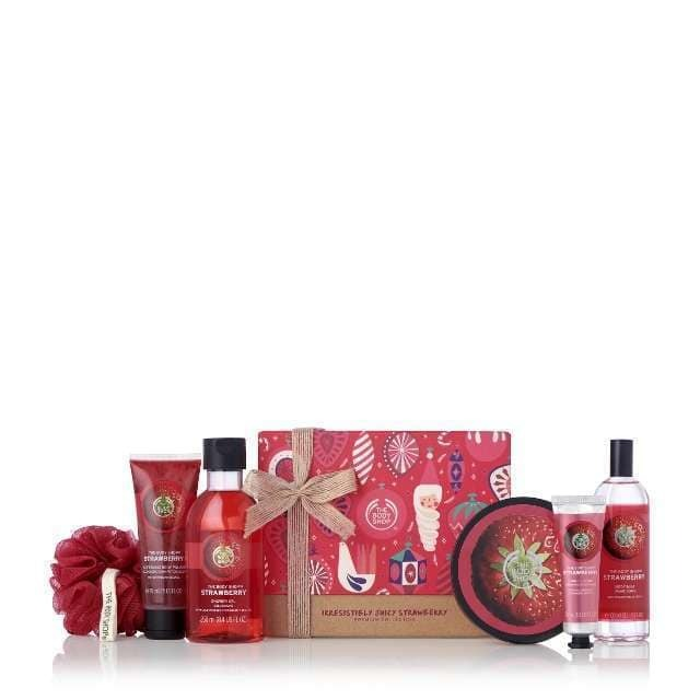 IRRESISTIBLY JUICY STRAWBERRY PREMIUM COLLECTION